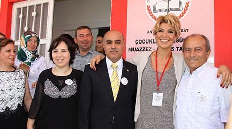Çocuklar Gülsün Diye Derneği, 22. anaokulunu Antalya'da açtı