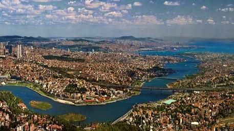 Haliç'te Eyüp ve Beyoğlu kıyılarına yüzer iskele yaptırılacak