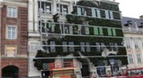 Binalarda dış cephe süslemeleri giderek önem kazanıyor
