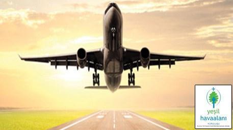 SHGM'nin başlattığı proje ile 'yeşil' havalimanı sayısı 16 oldu