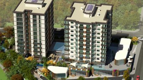216 Rezidans'ın yüzde 25'i 10 günde satıldı