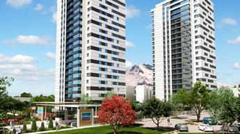 The Kayseri Residences'ta fiyatlar 520 bin TL'den başlıyor