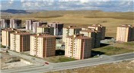 TOKİ'nin Sivas'ta inşa ettiği konutlarda başvurular tamamlanıyor