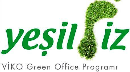 VİKO, Dünya Çevre Günü'nde Green Office programına start verdi