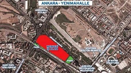 Ankara Yenimahalle arsasının 2. oturumu 27 Haziran'da!