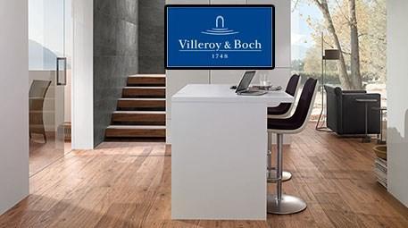 Doğal parkeden esinlenen yeni bir seri: Villeroy&Boch Lodge