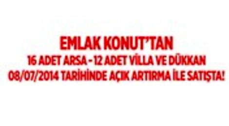 Türk inşaat devinden satılık arsa, dükkan ve villalar!