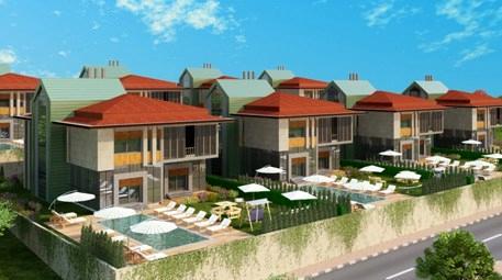 Hasan Sever İnşaat'tan Gaziantep'e Villa Modern projesi!