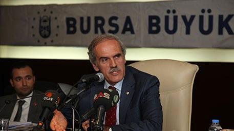 Recep Altepe 'BursaRay'da yoğunluk tarihe karışıyor'