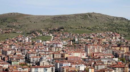 Yozgat'ta 2.6 milyon liraya satılık arsa!