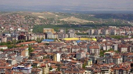 Malatya'da 3.9 milyon liraya satılık bina ve arsası