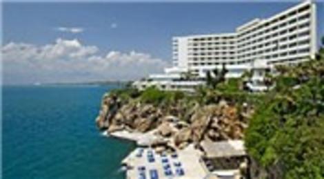 Antalya Divan Talya Oteli'nin inşasında son durum!