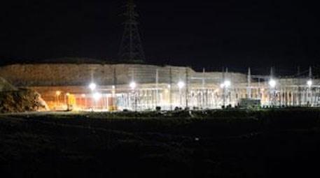 Aydın'ın Çine Adnan Menderes Barajı elektrik üretimine başladı