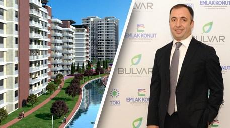 Bulvar İstanbul'a rezidans etabı geliyor