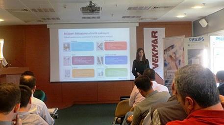 Philips ve Vekmar, Gebze'de enerji verimliliği semineri düzenledi