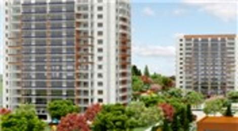 Bağlıca Botanik Park Evleri, Ankara'da yükseliyor