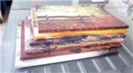 Yağlı boya tabloları ev dekorasyonunun yeni trendi oldu