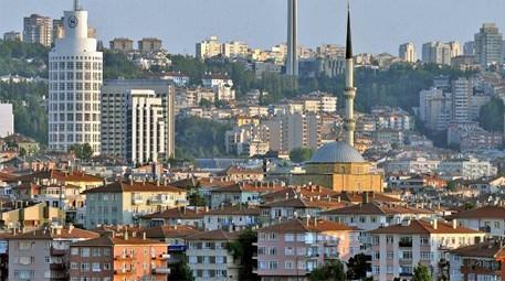 Ankara'da 2.5 milyon liraya satılık arsa!