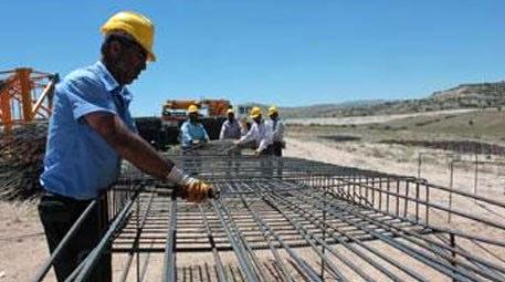 TOKİ Nevşehir konutlarının 4. etabında çalışmalara devam ediyor