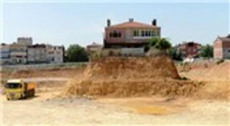 Fikirtepe'deki kentsel dönüşümün sembol evi yıkılacak