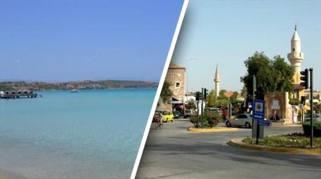 İzmir Çeşme'de turizimcilik yapacaklara 2 milyon liralık tarla