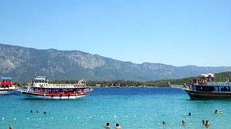 Marmaris'in İncekum plajı, 255 bin liraya ihale edildi