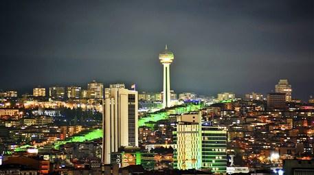 Ankara Çayyolu'nda ticarete atılacaklara işyeri fırsatı!