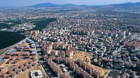 Çekmeköy'de ticaret alanı imarlı arsa satılıyor