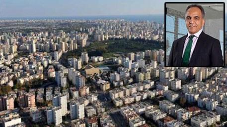 Hamit Demir, 'Konut satışının önünü dolardaki artış tıkadı'