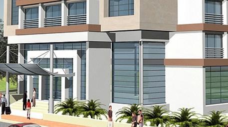 Oflaz İnşaat Maltepe'de 12 milyon dolara otel binası satıyor
