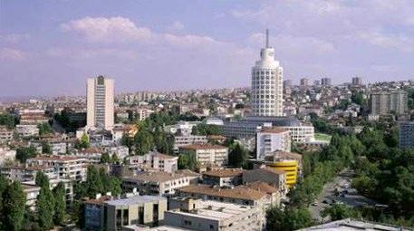 Ankara Çayyolu'nda 6 villa ile 2 tripleks daire satılıyor!