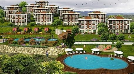 Şile Green Village ile doğa içinde yepyeni bir yaşam…