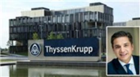 ThyssenKrupp, Türkiye'de gücünü arttırmayı hedefliyor