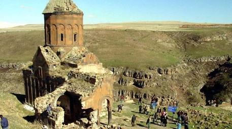 Ani Ören Yeri'nde alan kazıları ramazandan sonra başlıyor