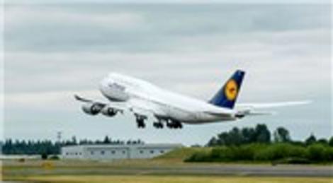 Boeing, 1.500'üncü uçağı '747'yi Lufthansa'ya teslim etti