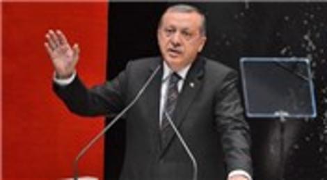 Recep Tayyip Erdoğan Cumhurbaşkanı adaylığını açıkladı