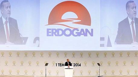 Recep Tayyip Erdoğan için özel logo hazırlandı