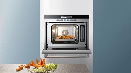Siemens buharlı fırın ile sağlıklı iftar sofraları kurun