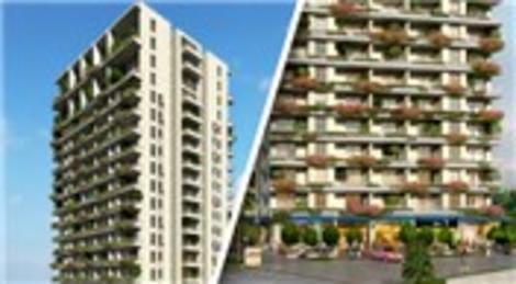 Ege Yakası Karşıyaka Rezidans'ta 192 bin 741 liraya