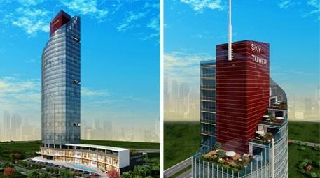 Ankara, iş dünyasına Sky Tower'dan bakacak