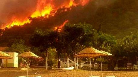 Antalya'daki yangının ardından işletme sahipleri bir araya geldi