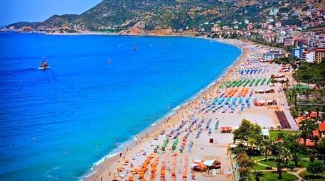 Antalya'ya gelen ziyaretçi sayısı yüzde 5,1 arttı
