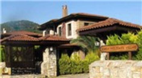 Marmaris Karia Holiday'da icradan satılık iki villa