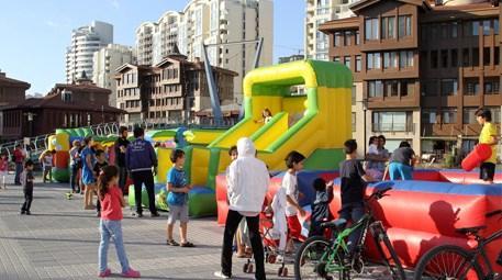 Bosphorus City'de Ramazan şenlikleri başladı!