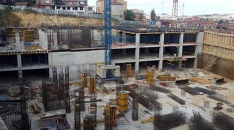 Fikirtepe'de ilk ruhsatı alan Evim Kadıköy, yükselmeye başladı