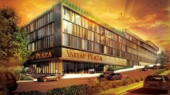 Varyap Plaza'da teslimler başladı