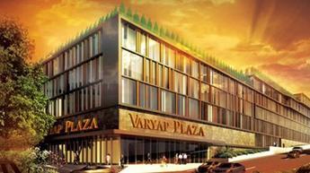 Varyap Plaza Pendik'in inşaatı tamamlandı