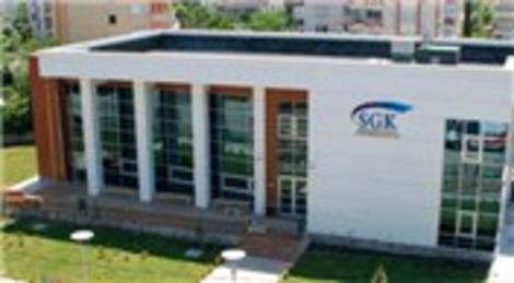 TOKİ, Adana'da SGK hizmet binası yapacak