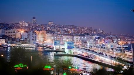 İstanbul dünyanın en çok tercih edilen destinasyonu oldu