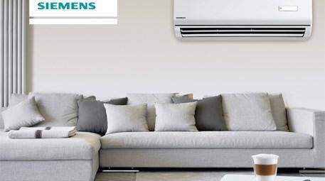 Sıcak yaz aylarında Siemens Split klima ile serinleyin!